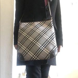 Burberry crossbody Blue label Handbag